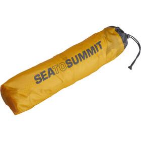 Sea to Summit UltraSil Trekking Sateenvarjo, yellow